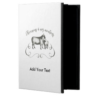 Funny Sheep Farm French Expression Vintage Style