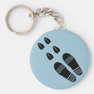 funny Sheep Shagger Keychain