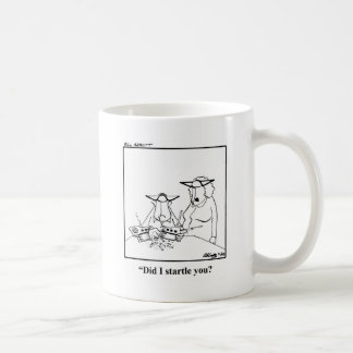 Funny Ship Model Cartoon Mug! Coffee Mug