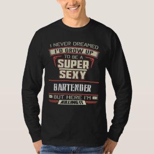 895ea0d3 Funny Bartender T-Shirts & Shirt Designs | Zazzle.ca
