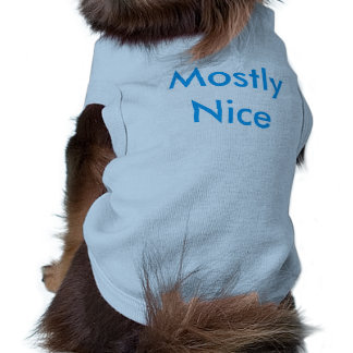Funny Shirts for Dogs Doggie T Shirt
