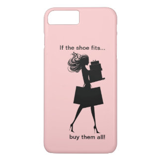 Funny Shoe Diva iPhone 8 Plus/7 Plus Case