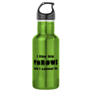 Funny Shot Put Discus Hammer Javelin Throw Bottle