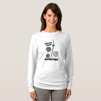 Funny Shot Put Discus Hammer Javelin Throw Shirt