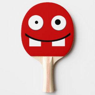 Funny Cartoon Ping Pong & Table Tennis Paddles   Zazzle ca