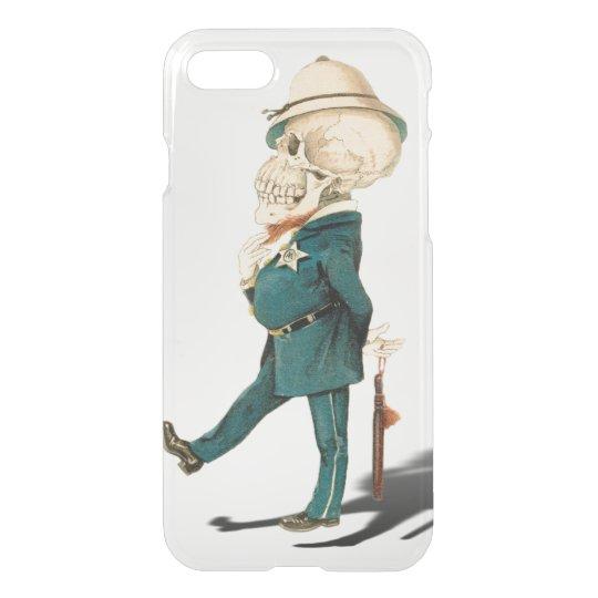Funny Skeleton Bobby iPhone 7 Case