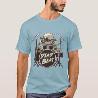 Funny Skeleton Drummer T-Shirt