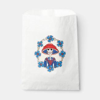 Funny Skull Favour Bag