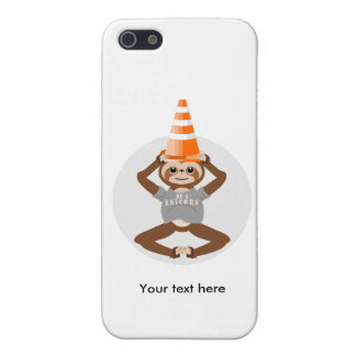Funny Sloth Be A Unicorn iPhone 5 Cover