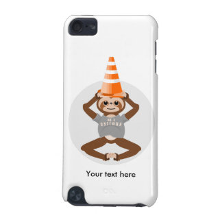Funny Sloth Be A Unicorn iPod Touch 5G Cover