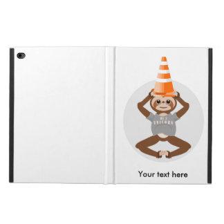 Funny Sloth Be A Unicorn Powis iPad Air 2 Case