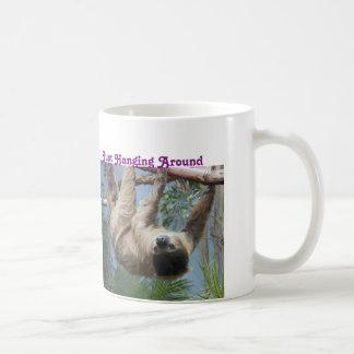 Funny Sloth Mug
