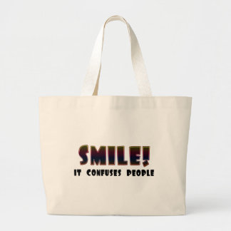 Funny Smile T-shirts Gifts Bag