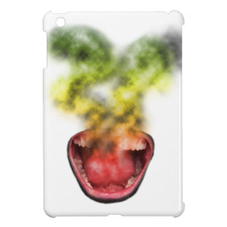 Funny Smoke Weed Life Case For The iPad Mini