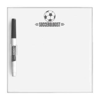 Funny Soccer Dry-Erase Whiteboard