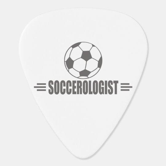 Funny Soccer Guitar Pick