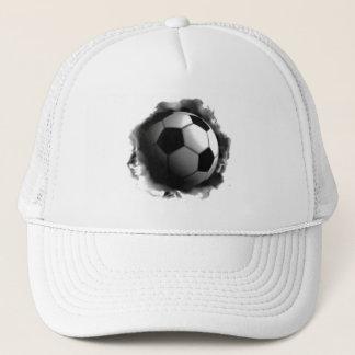 Funny Soccer Trucker Hat