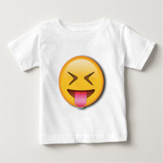 Funny Social Emoji Baby T-Shirt
