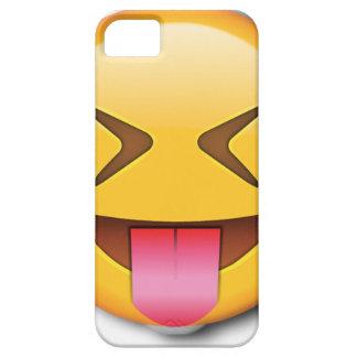 Funny Social Emoji iPhone 5 Case