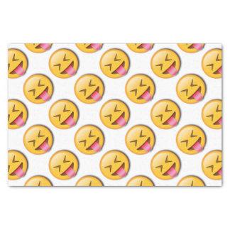 Funny Social Emoji Tissue Paper