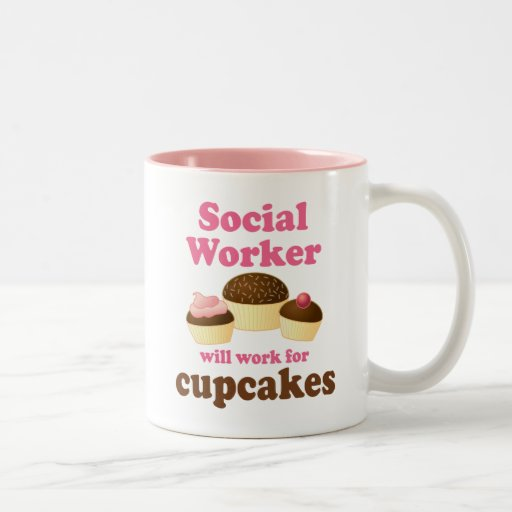 Funny Social Worker Coffee Mug
