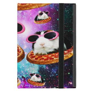 Funny space guinea pig case for iPad mini
