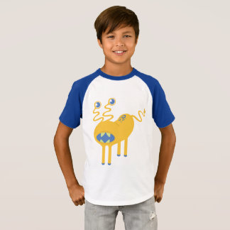 Funny Space Sausage Monster T-Shirt