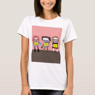 Funny Spice Musician Dancers Parody T-Shirt