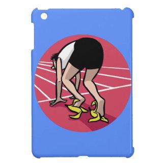 Funny sprinter case for the iPad mini