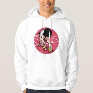 Funny sprinter hoodie