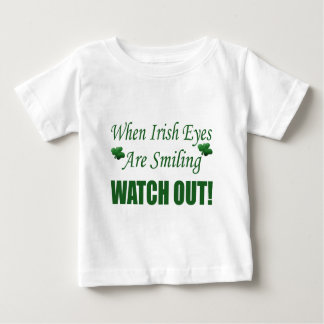 Funny St. Patrick's Day Gift Baby T-Shirt