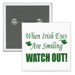 Funny St. Patrick's Day Gift Pin