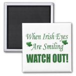 Funny St. Patrick's Day Gift Refrigerator Magnet
