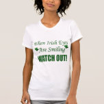 Funny St. Patrick's Day Gift Tee Shirt