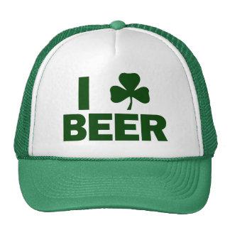 Funny St Patricks Day Irish Drinking Trucker Hat