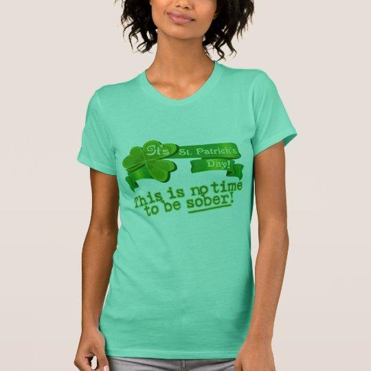 Funny St Patricks Day Irish T-Shirt
