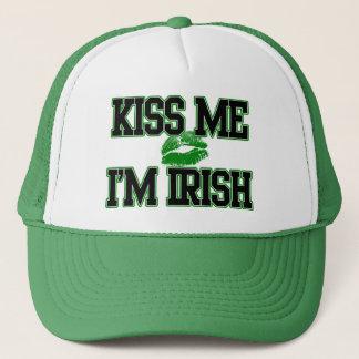 Funny St. Patricks Day, Kiss Me I'm Irish Hat