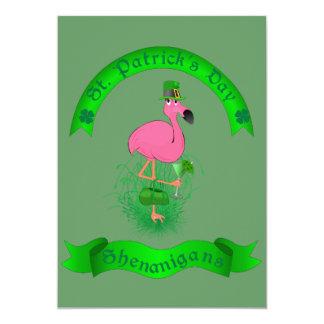 Funny St. Patrick's Day Shenanigans Invitation