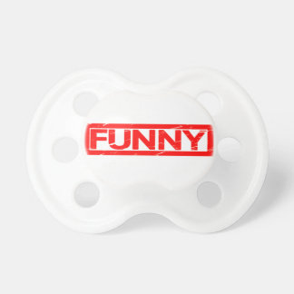 Funny Stamp Pacifier