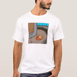 """Funny """"Storm the Castle"""" Tee Shirt"""