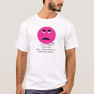 Funny Student Nurse Smiley Face Gifts T-Shirt