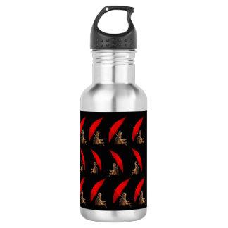 Funny Sun Smart Meerkat Under Umbrella, 532 Ml Water Bottle