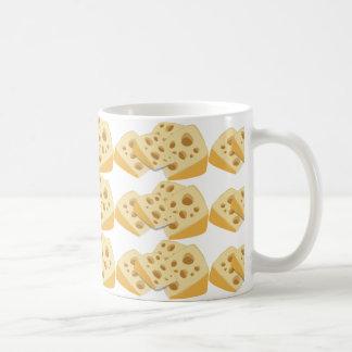 Funny Swiss gourmet cheese Coffee Mug