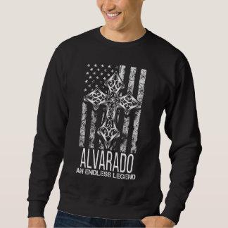 Funny T-Shirt For ALVARADO