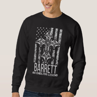 Funny T-Shirt For BARRETT