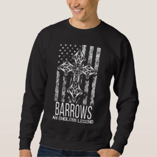 Funny T-Shirt For BARROWS
