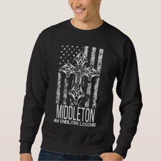 Funny T-Shirt For MIDDLETON