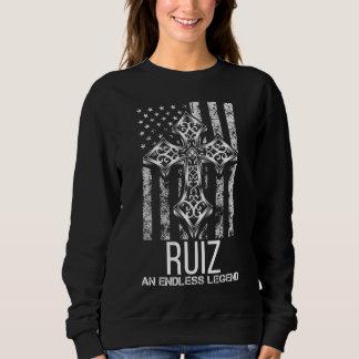Funny T-Shirt For RUIZ