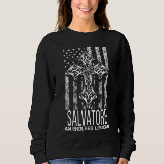 Funny T-Shirt For SALVATORE