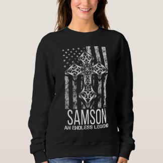 Funny T-Shirt For SAMSON